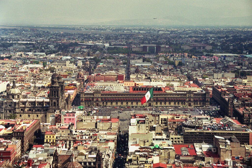 real vale mais - México