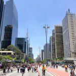 Avenida Paulista durante o dia