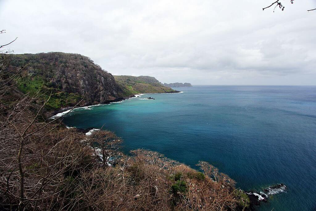 praias do Rio Grande do Norte - Baía dos Golfinhos – Pipa