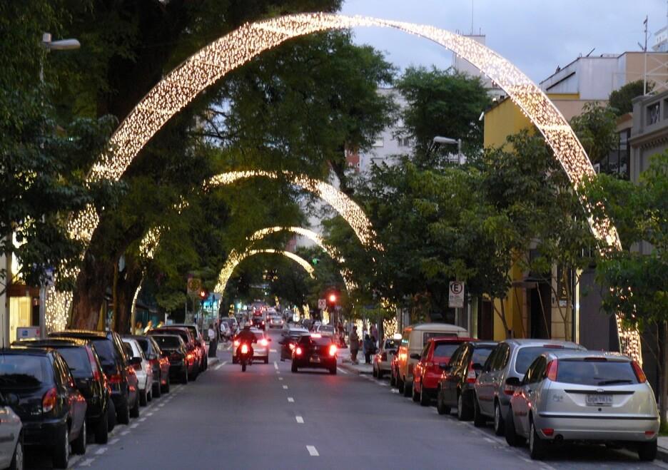 pontos turísticos em São Paulo - Fazer compras ou só andar na Oscar Freire