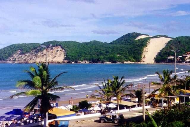 praias do Rio Grande do Sul - Ponta Negra – Natal