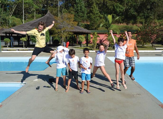 acampamento de férias - Acampamento de férias Aruanã