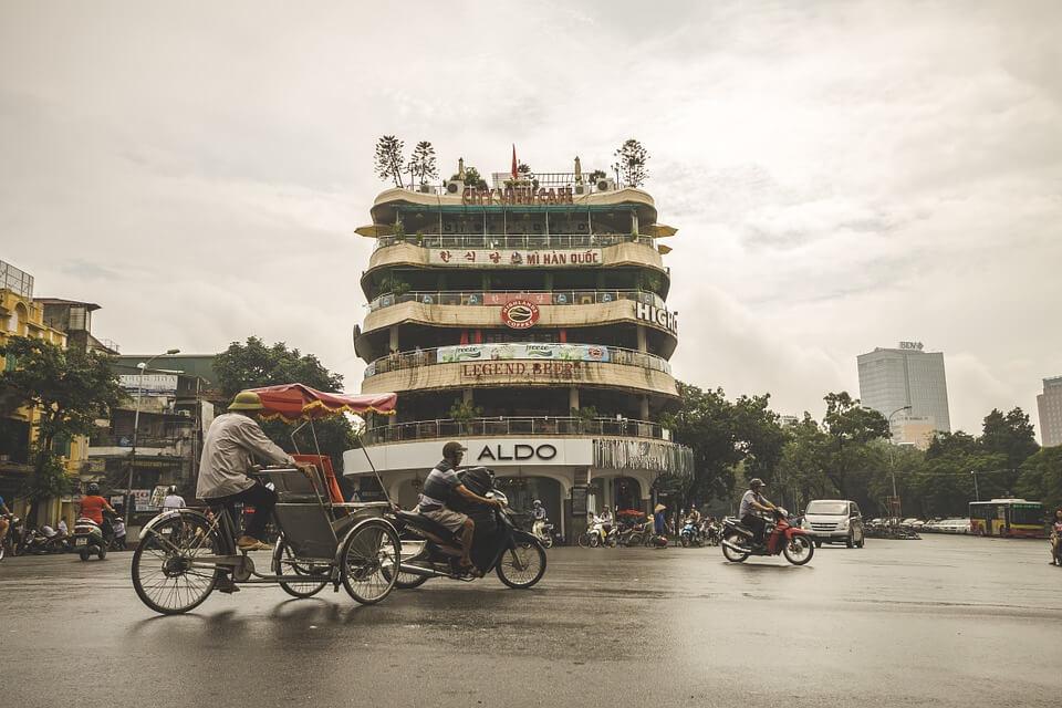 real vale mais - Vietnã