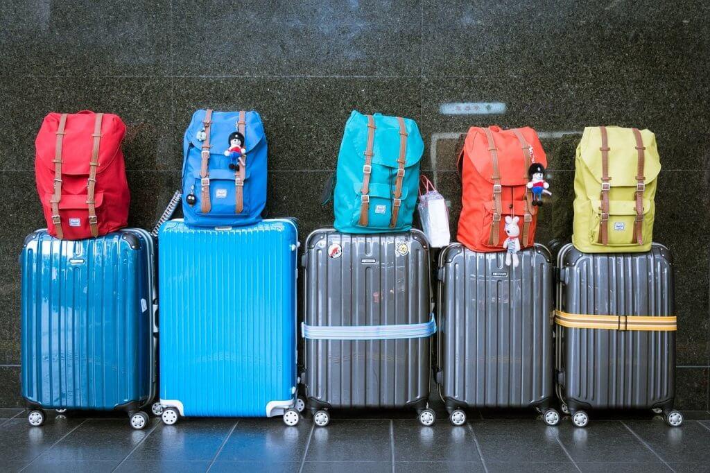 plano de viagem - A organização da mala também conta no plano de viagem