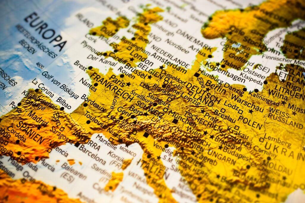 tour pela Europa - Por onde começar a planejar um tour pela Europa?