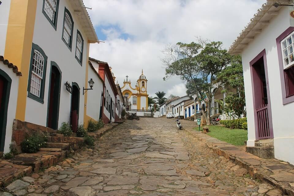 viagens para junho Brasil - Tiradentes – MG