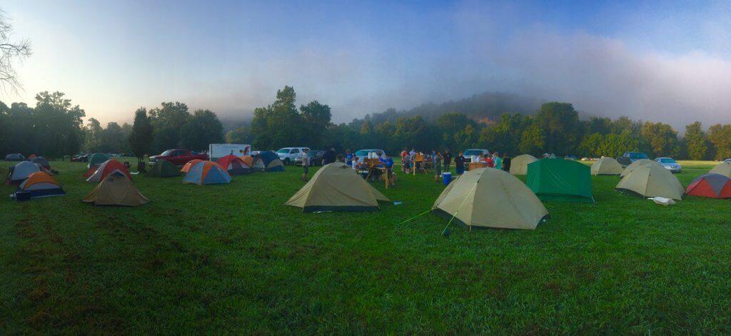 acampamento de férias - Vantagens dos acampamentos de férias