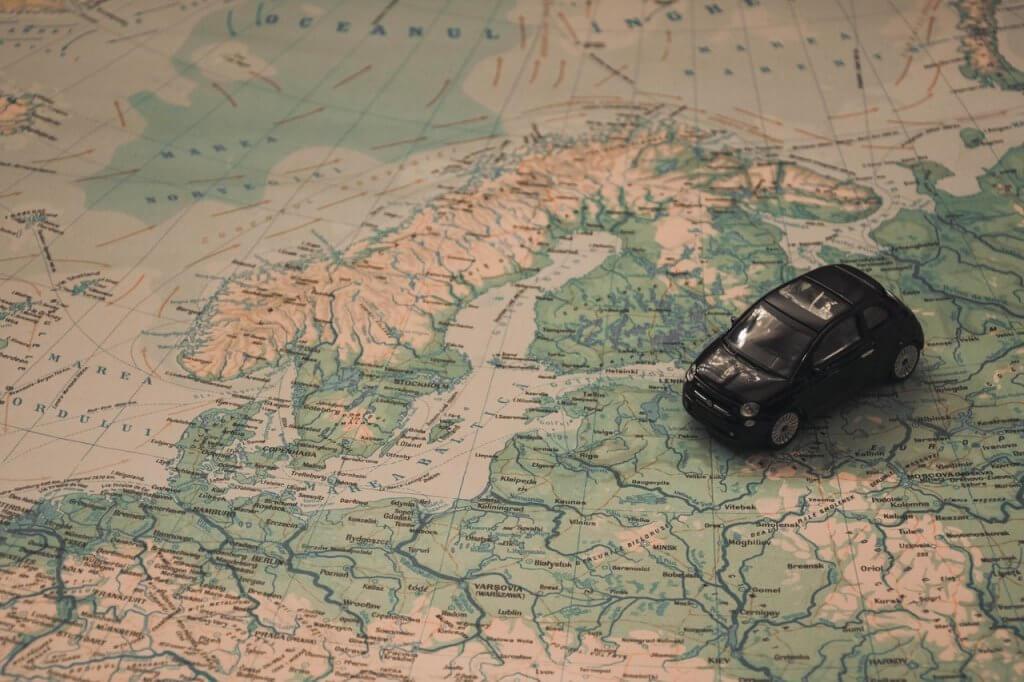 plano de viagem - Inclua as formas de locomoção no seu plano de viagem