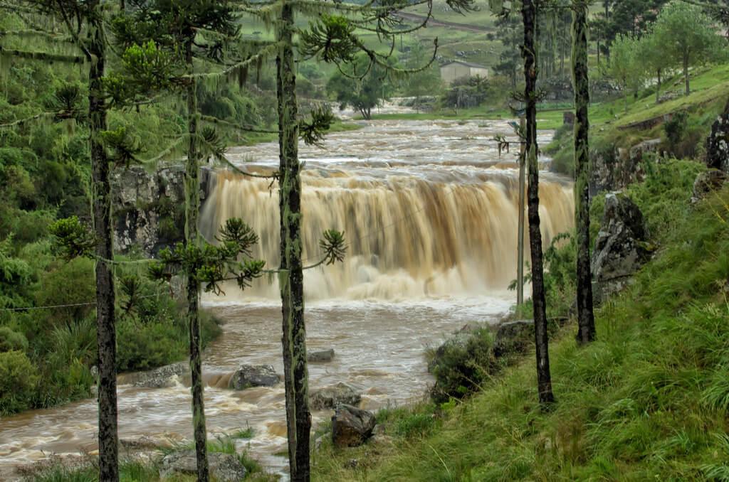 Rio do Rastro - Cascata da Barrinha