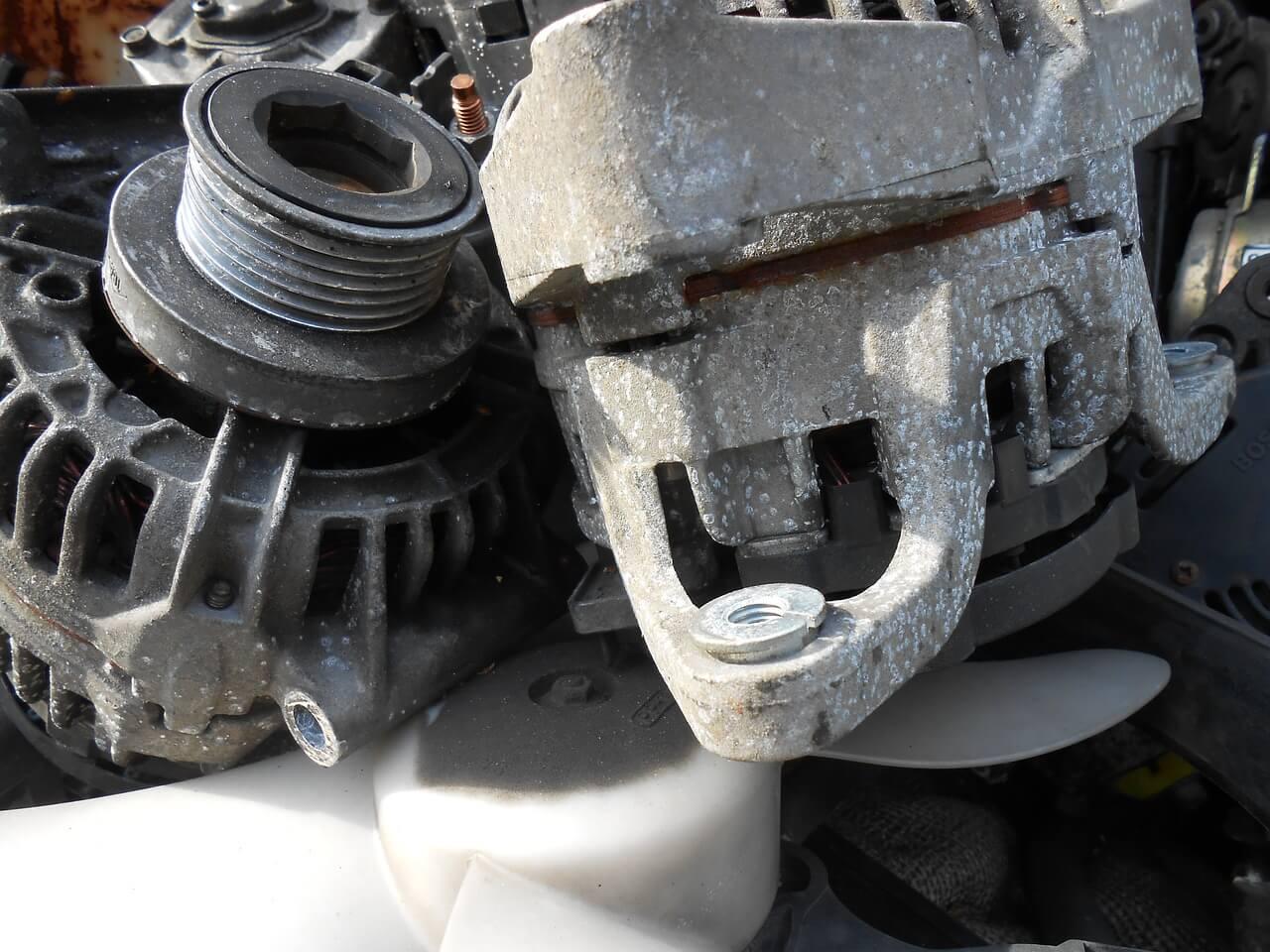 alternador do veículo - Problemas no alternador do veículo