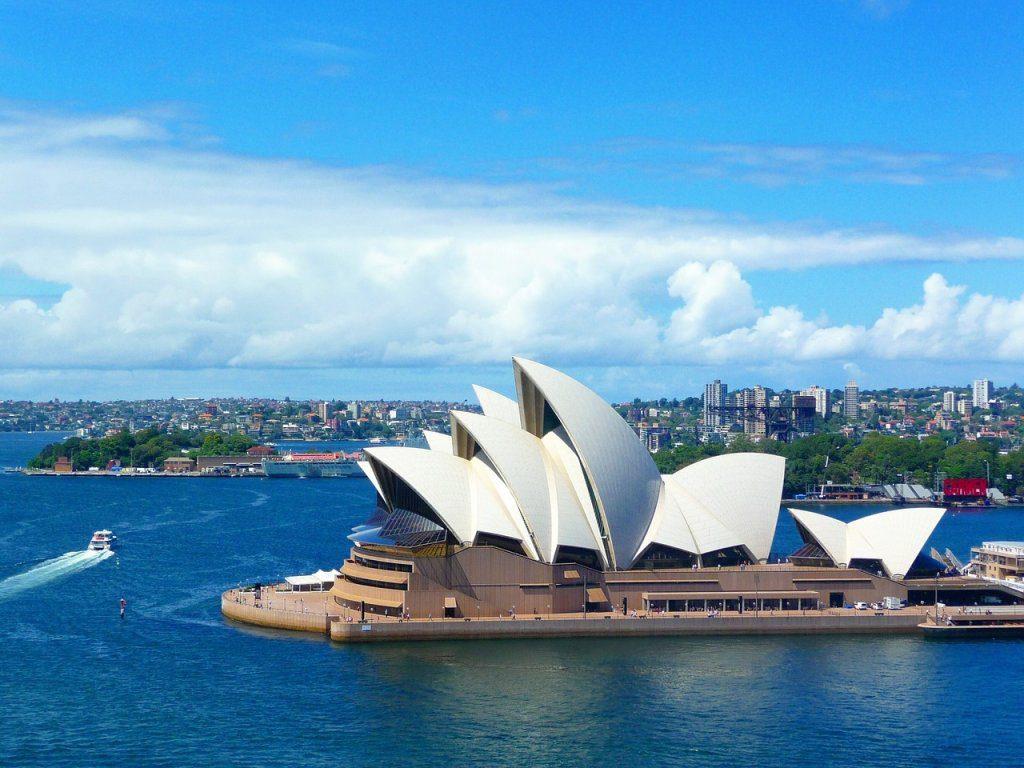 destinos para fazer intercâmbio - Austrália