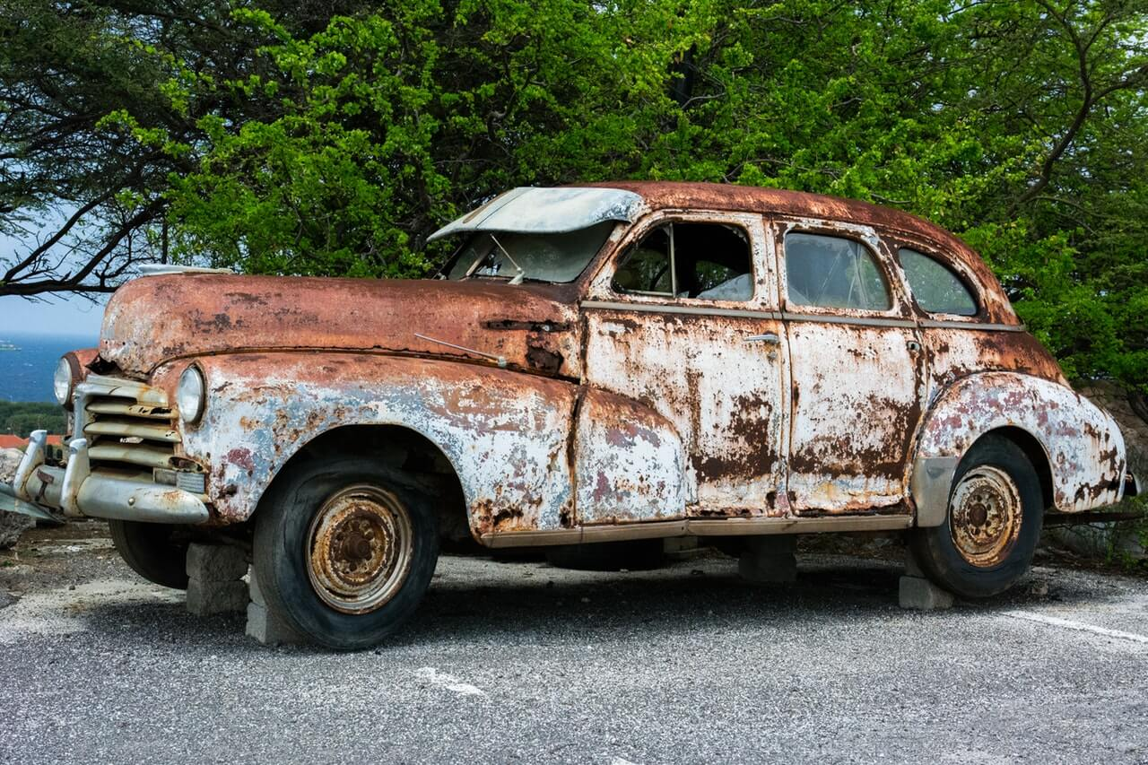 restauração de carros - Como escolher um carro para ser restaurado?
