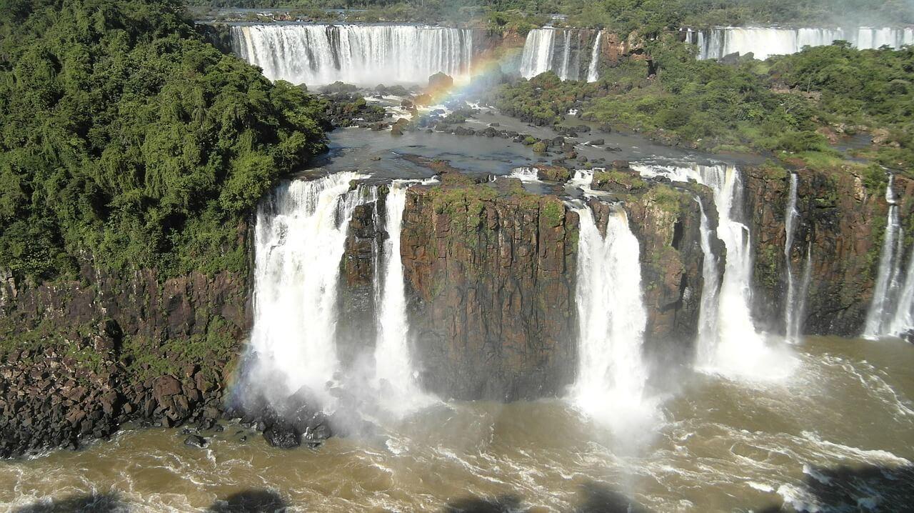 viagens baratas - Foz do Iguaçu, no Paraná