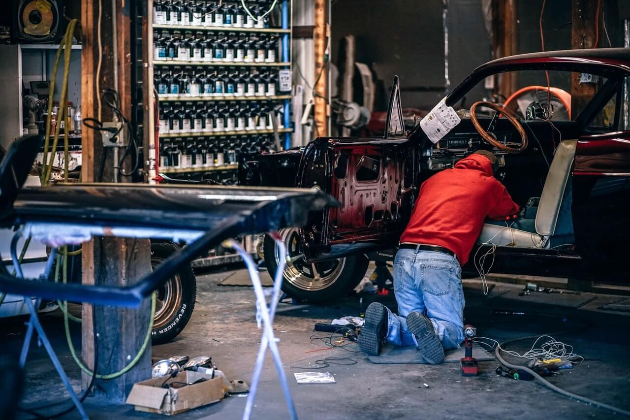 restauração de carros - Considere os detalhes na restauração de carros