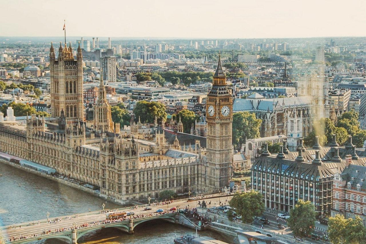 destinos para fazer intercâmbio - Reino Unido