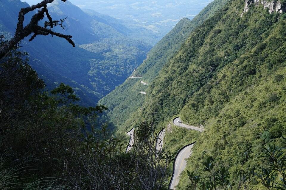 Rio do Rastro - Melhores horários de visita a Serra do Rio do Rastro