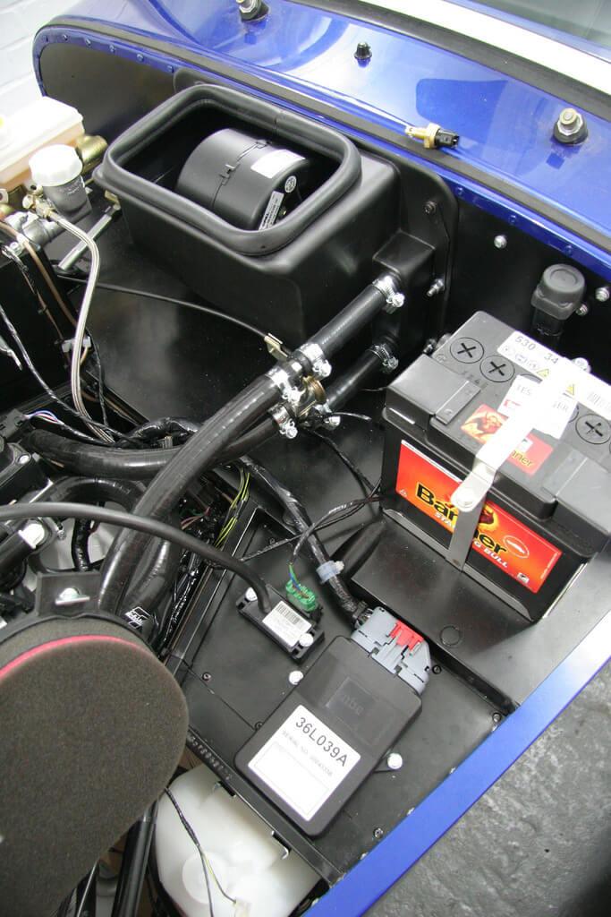 peças de reposição - Central eletrônica (ECU)