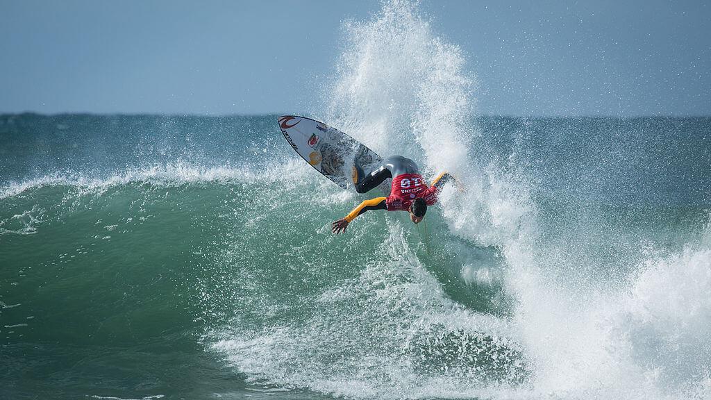 praias para surfar