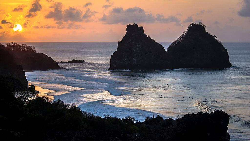 praias para surfar - Cacimba do Padre