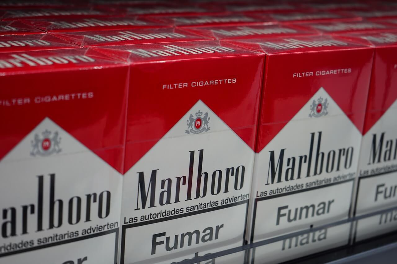 trazer na bagagem - Cigarros e charutos