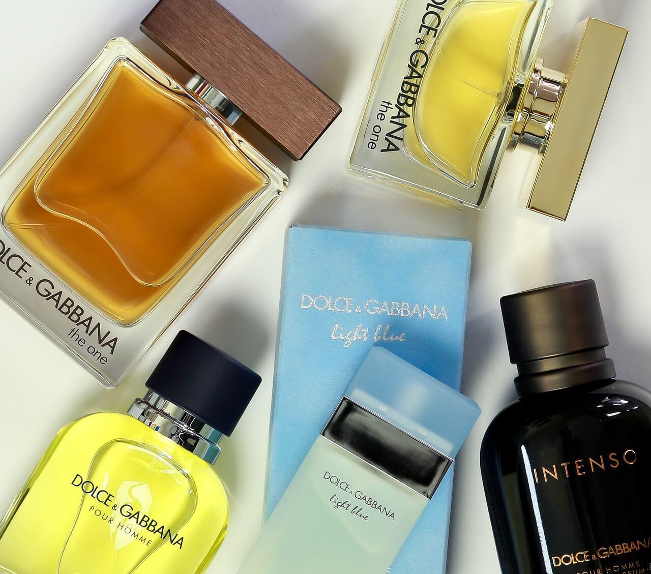 trazer na bagagem - Perfumes