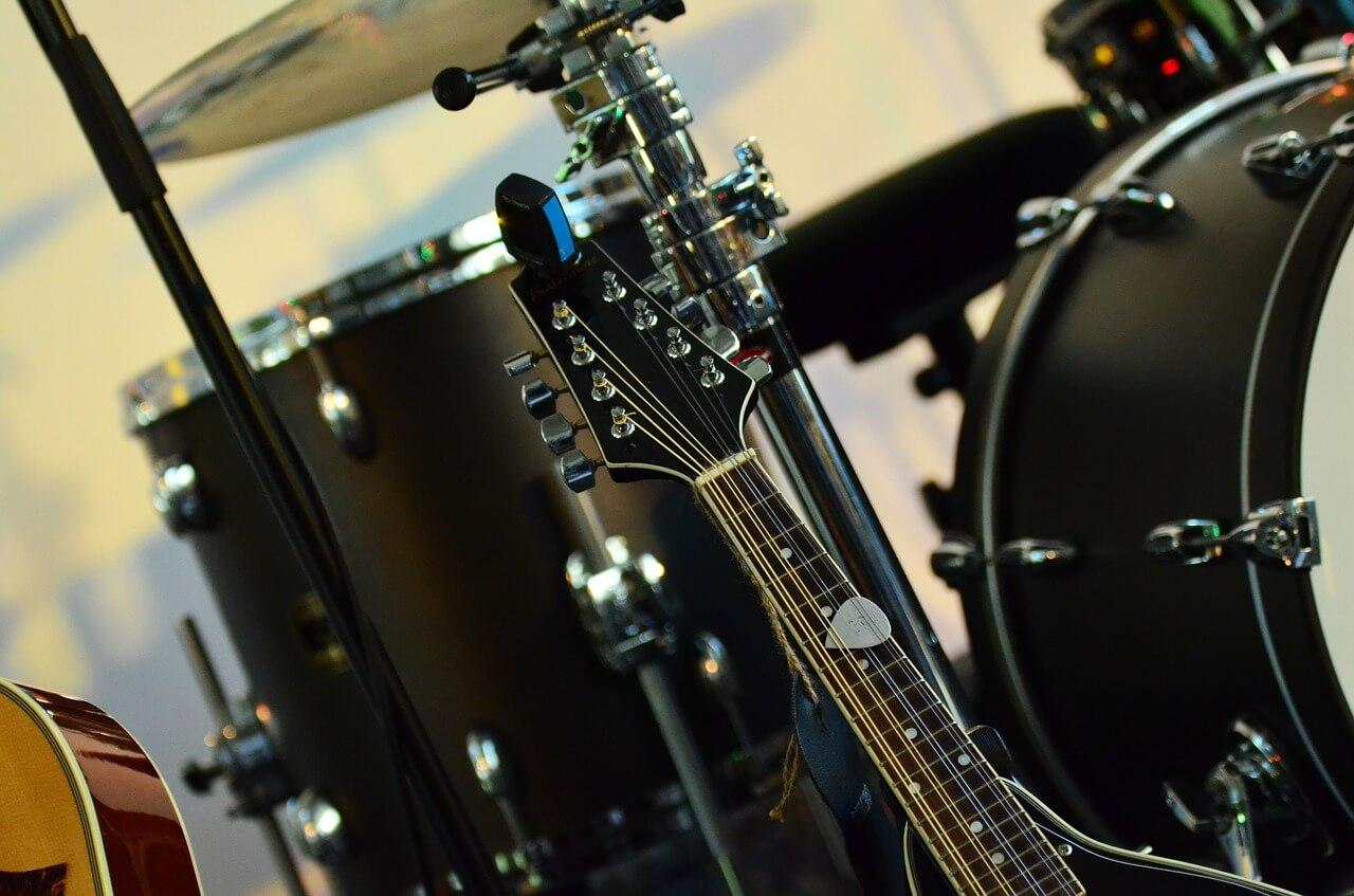 trazer na bagagem - Instrumentos musicais
