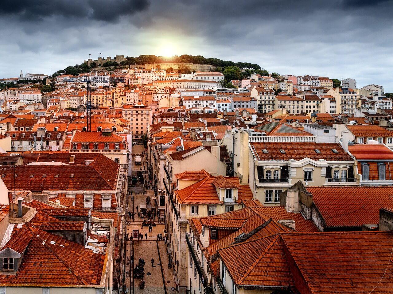 Portugal-Espanha - Descobrindo Lisboa