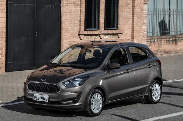 modelos que devem ser lançados - Ford Ka 2019