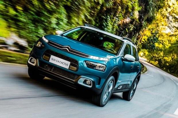 modelos que devem ser lançados - Citroën C4 Cactus