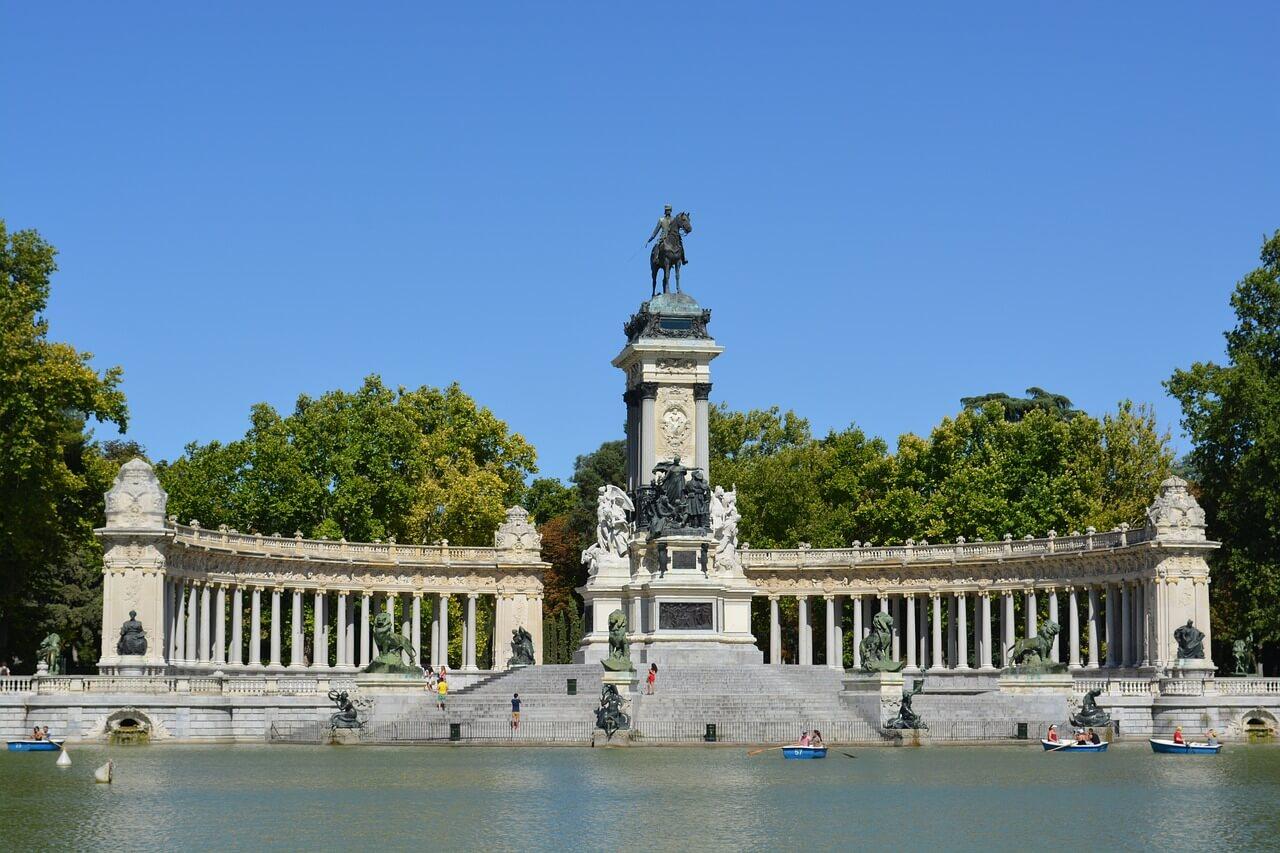 Portugal-Espanha - Rumo à Madri