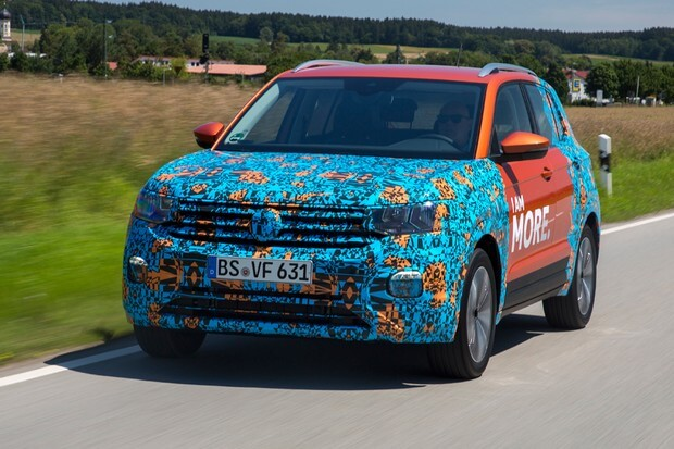 modelos que devem ser lançados - Volkswagen T-Cross