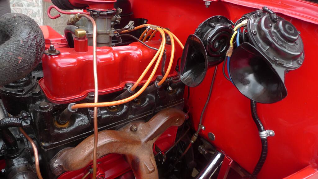 buzina automotiva - Como reparar o problema