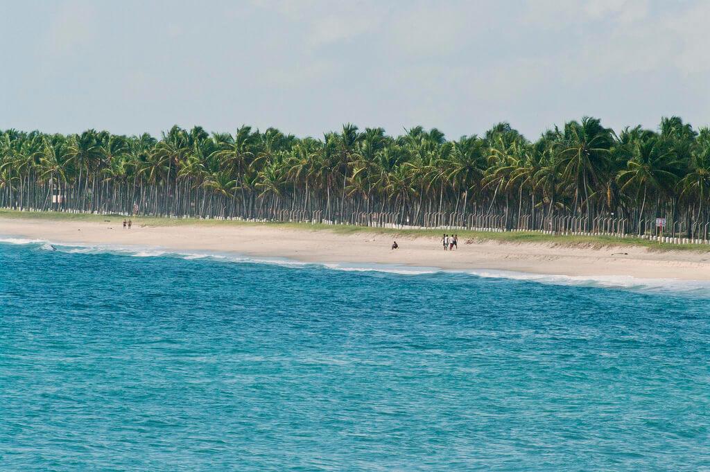 praias em Porto de Galinhas - Maracaípe