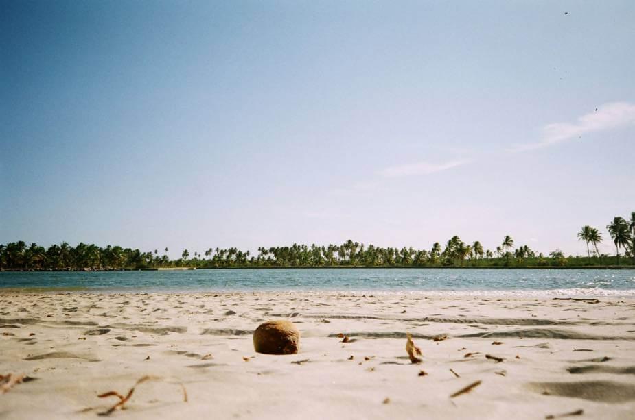 praias em Porto de Galinhas - Pontal de Maracaípe