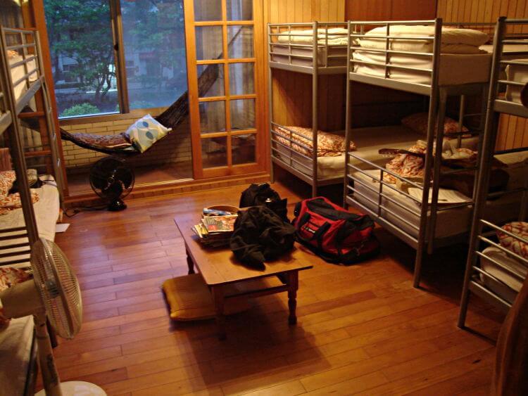 viagem sozinha - Hostels são boas opções para não se sentir sozinha