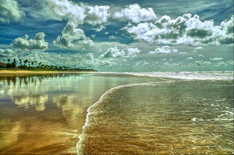 praias em Porto de Galinhas - Praia do Cupe