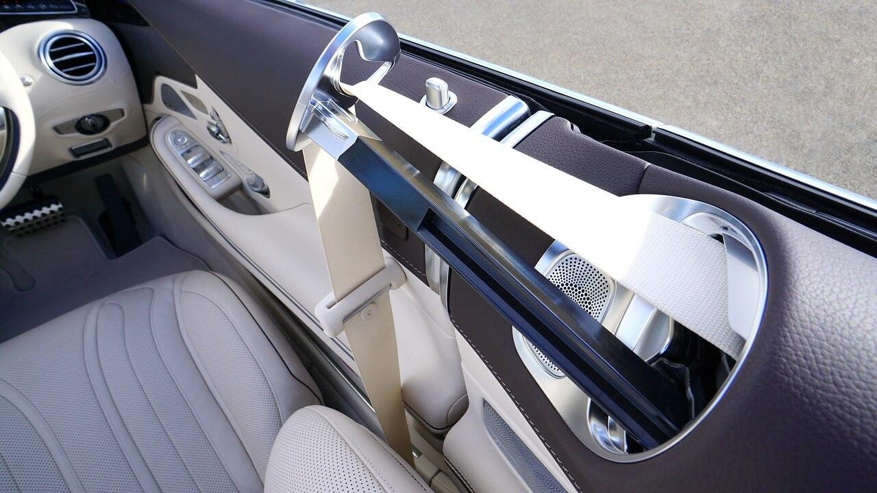 acessórios para carros femininos - Protetor para cinto de segurança