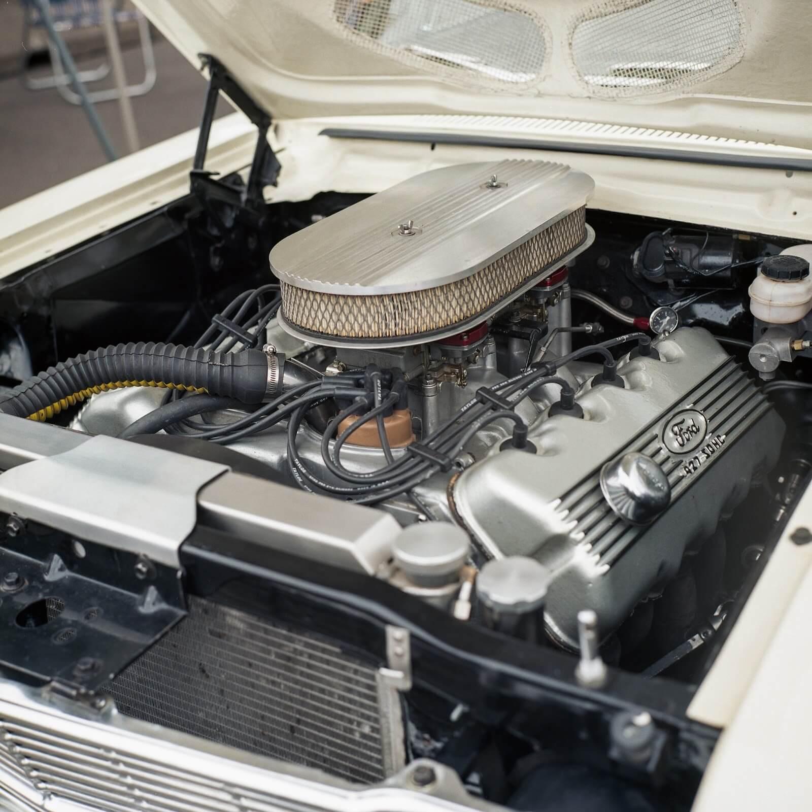 comando de válvulas, motor