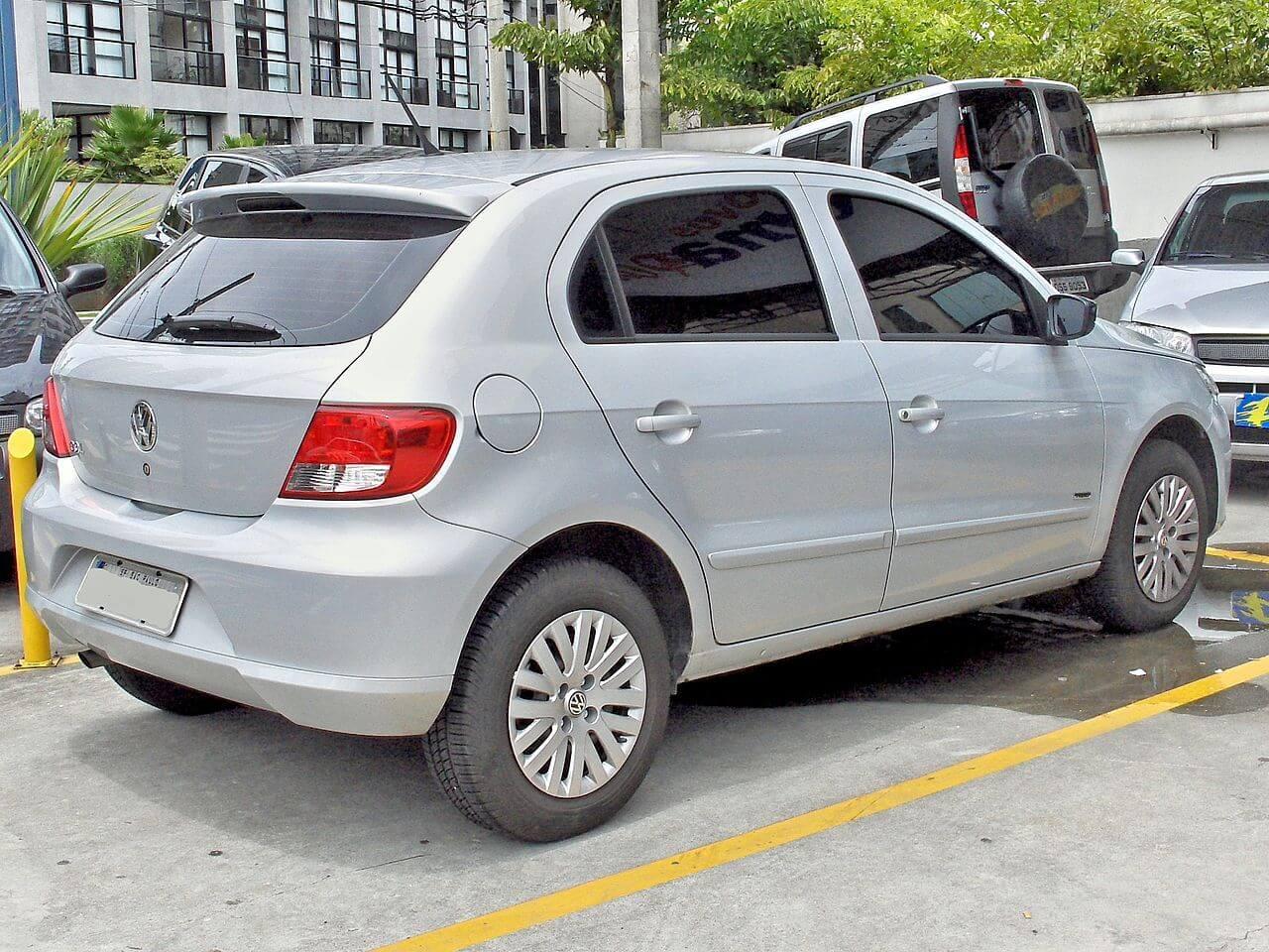 Volkswagen Gol, melhores carros populares