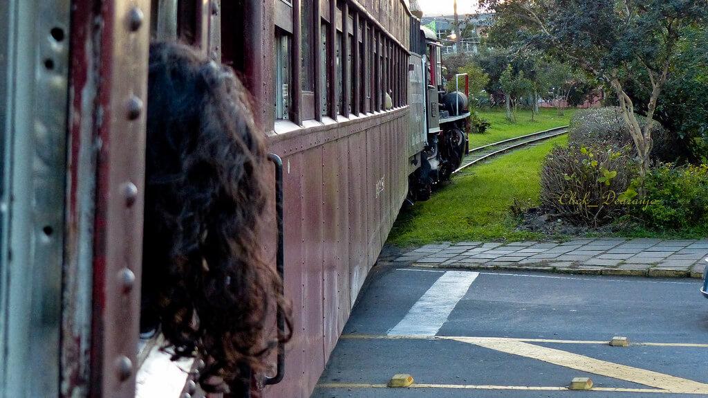 Maria Fumaça - História da locomotiva