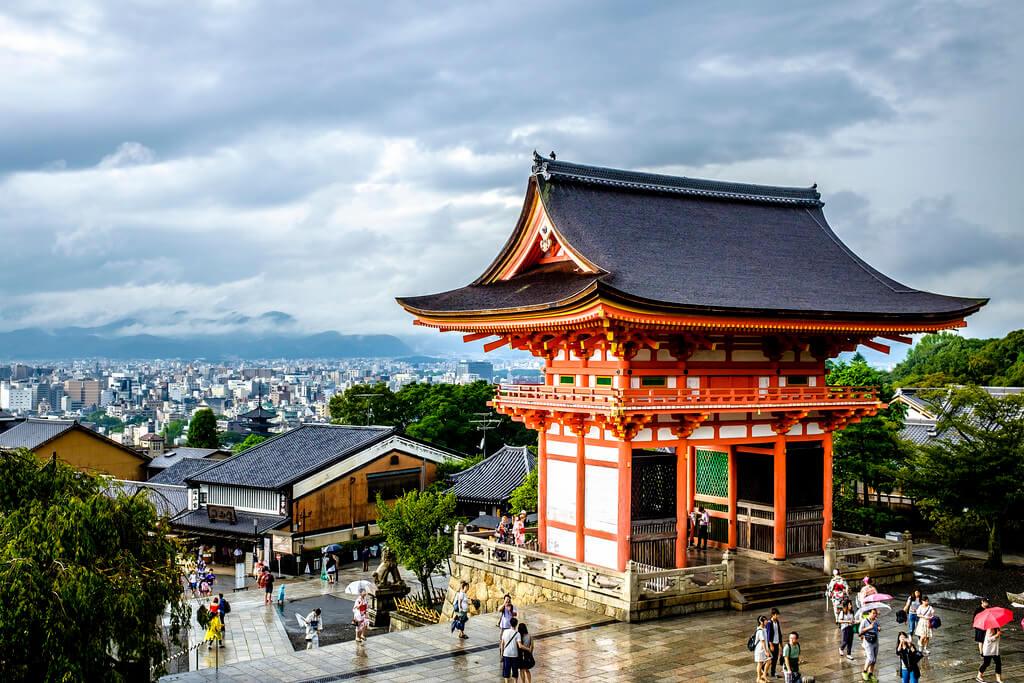cidades do Japão - Quioto, ex-capital do Japão