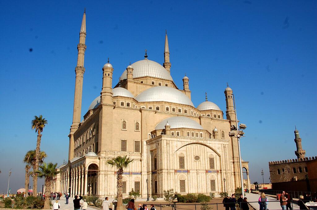 Cairo - Cidadela e Mesquita do Alabastro