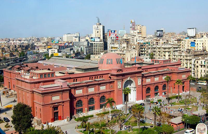 Cairo - Museu Egípcio