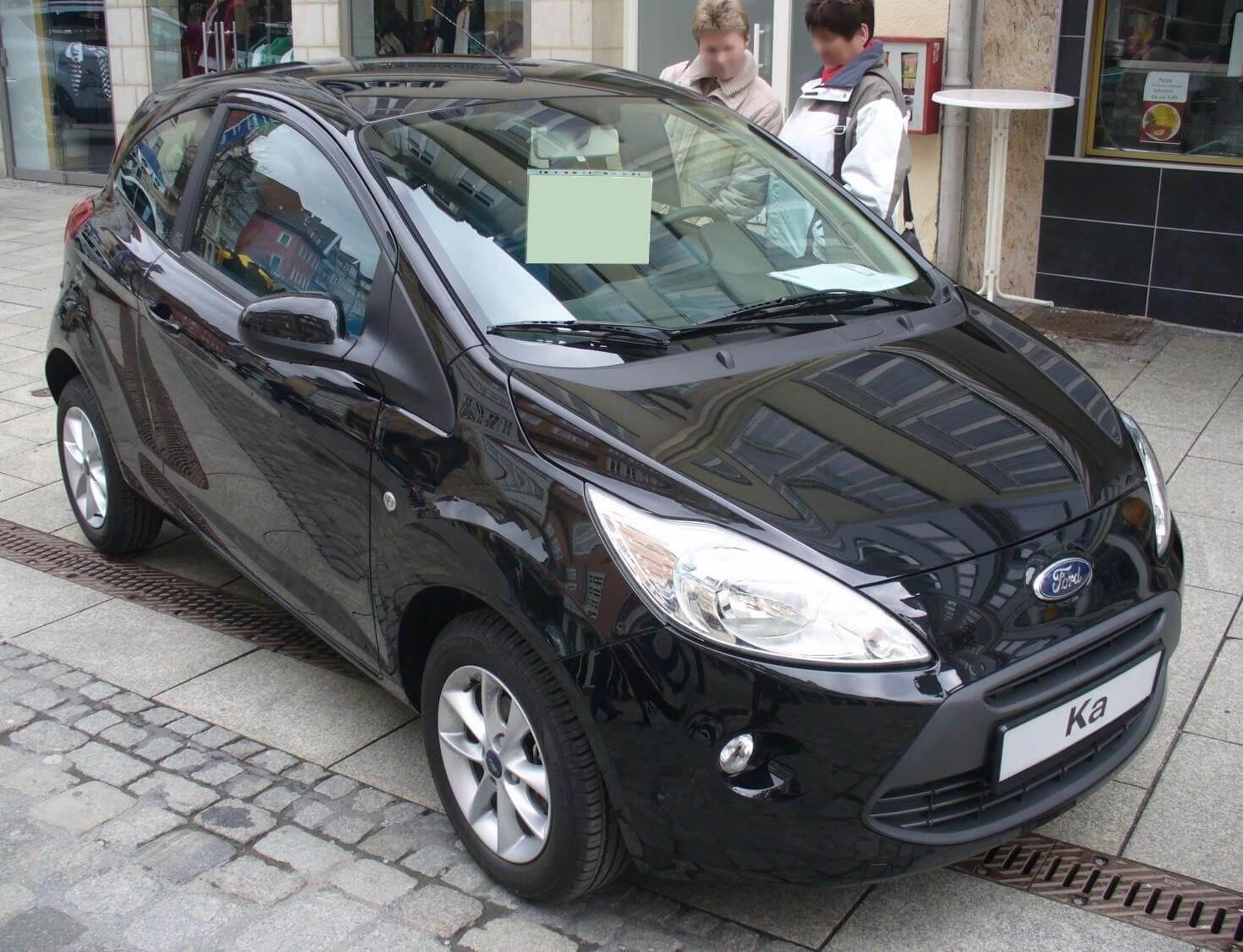 melhores carros populares, ford ka