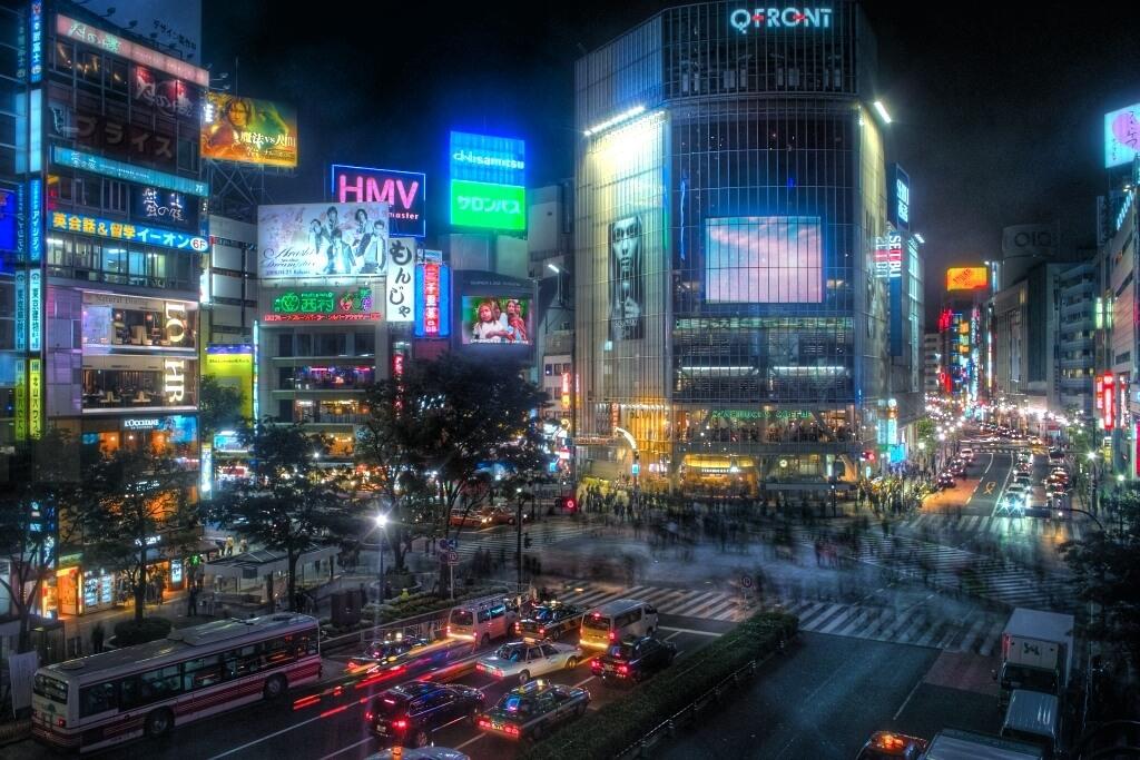 cidades do japão