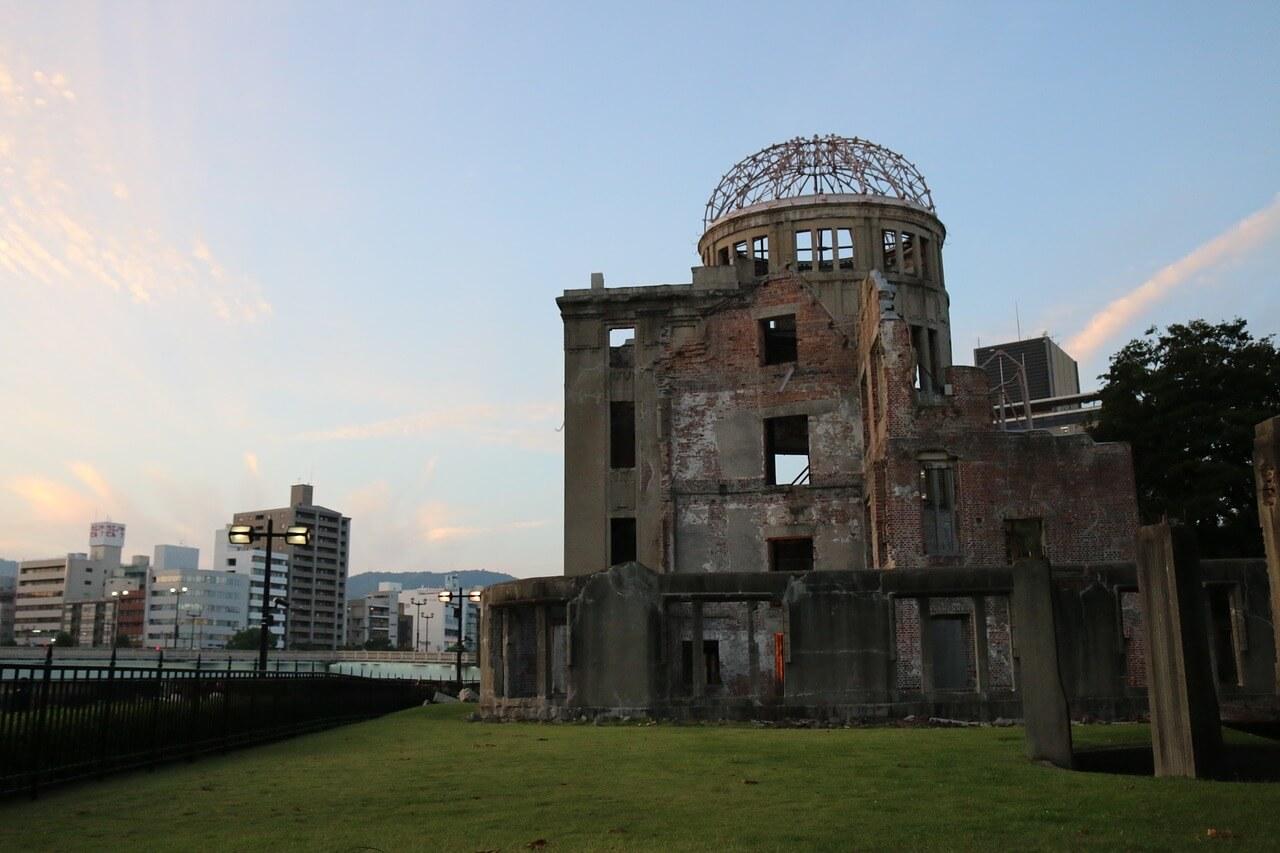 cidades do Japão - Hiroshima, cidade bombardeada na Segunda Guerra Mundial