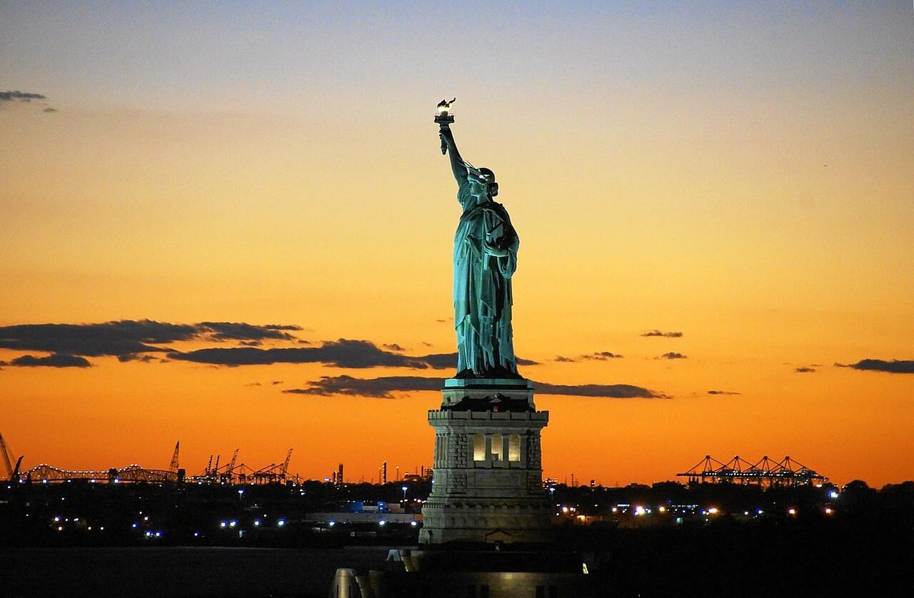 pontos turísticos de Nova York - Estátua da Liberdade