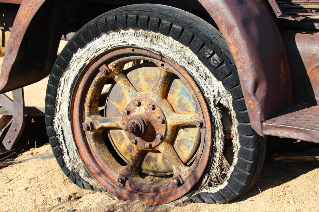 trocar os pneus - Prazo de validade