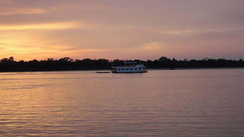 lugares para pescar - Rio Araguaia