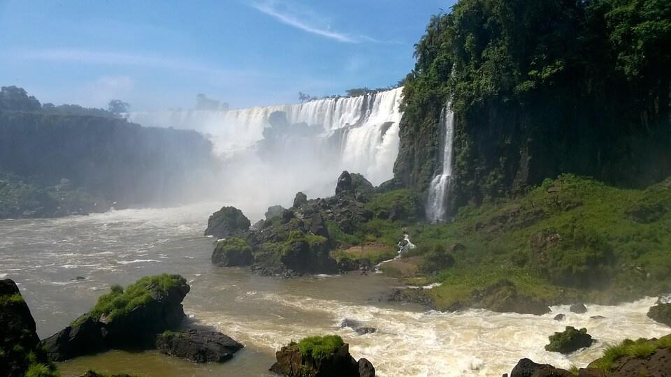 lugares para pescar - Foz do Iguaçu